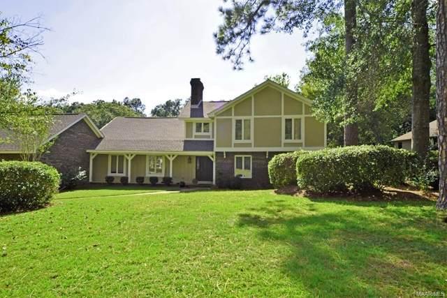 3803 Brookside Drive, Dothan, AL 36303 (MLS #478286) :: Buck Realty