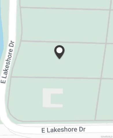 Lot 2 Lakeshore Drive, Tuskegee, AL 36083 (MLS #478333) :: Buck Realty