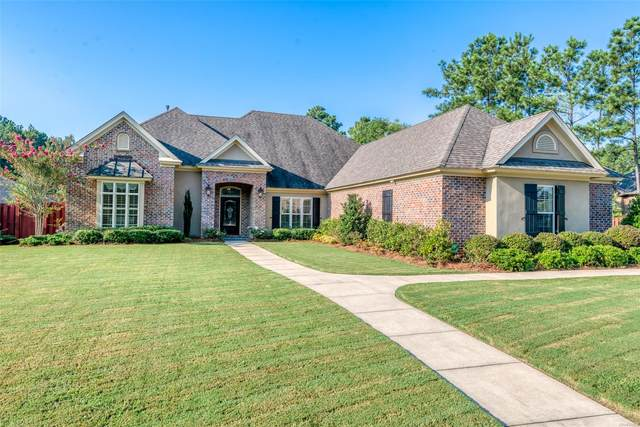 9606 Challis Drive, Pike Road, AL 36064 (MLS #478437) :: Buck Realty