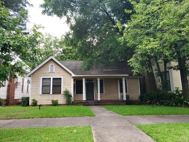 456 Burton Avenue, Montgomery, AL 36104 (MLS #478471) :: Buck Realty