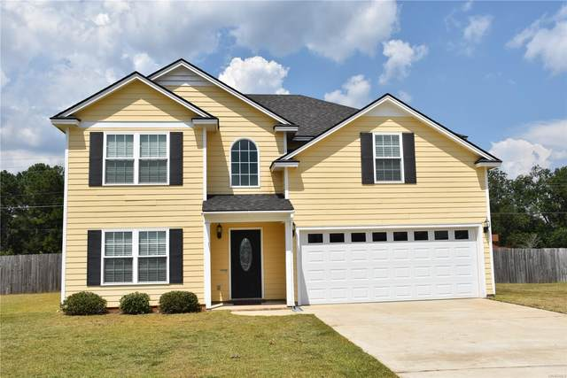 299 Mayberry Way, New Brockton, AL 36351 (MLS #478518) :: Team Linda Simmons Real Estate