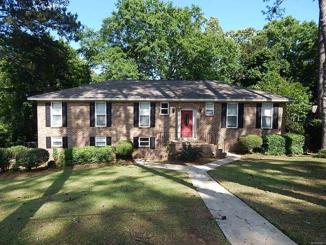 107 Mountainview Drive, Montgomery, AL 36109 (MLS #478572) :: Buck Realty