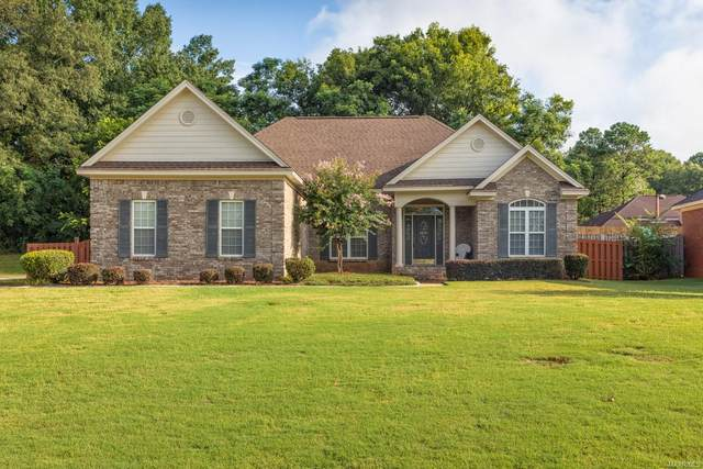 105 Grove Park Loop, Wetumpka, AL 36093 (MLS #478649) :: Buck Realty