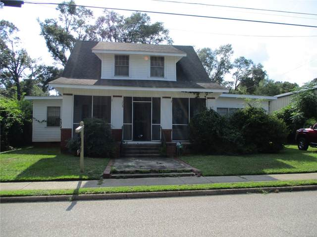 208 Newton Avenue, Ozark, AL 36360 (MLS #478665) :: Team Linda Simmons Real Estate