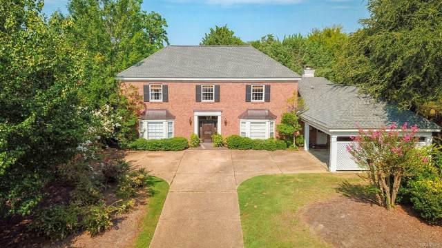 2132 Bowen Drive, Montgomery, AL 36106 (MLS #478675) :: Buck Realty