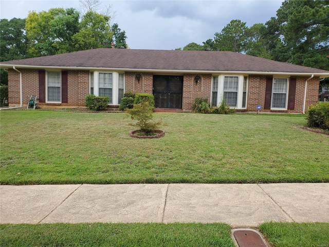 536 Bellehurst Drive, Montgomery, AL 36109 (MLS #478678) :: Buck Realty