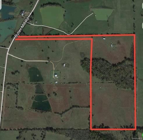 3317 Butler Mill Road, Montgomery, AL 36105 (MLS #478706) :: LocAL Realty