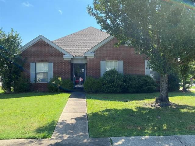 9521 Colleton Place, Montgomery, AL 36117 (MLS #478723) :: Buck Realty