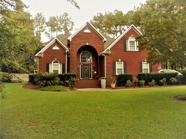 105 Piccadilly Lane, Dothan, AL 36305 (MLS #478752) :: Buck Realty