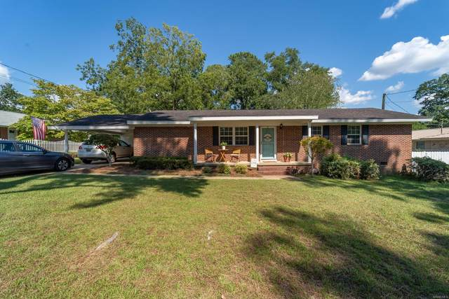 203 Roosevelt Drive, Dothan, AL 36301 (MLS #478796) :: Team Linda Simmons Real Estate