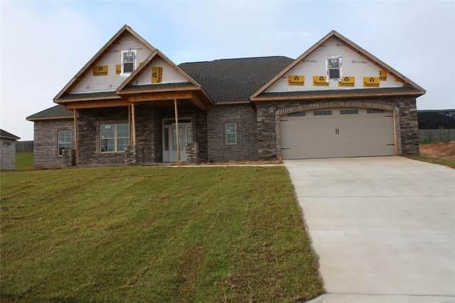 111 Crest Hill Drive, Enterprise, AL 36330 (MLS #478828) :: Buck Realty