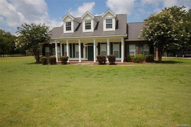 1680 Cantelou Road, Montgomery, AL 36108 (MLS #478890) :: Buck Realty
