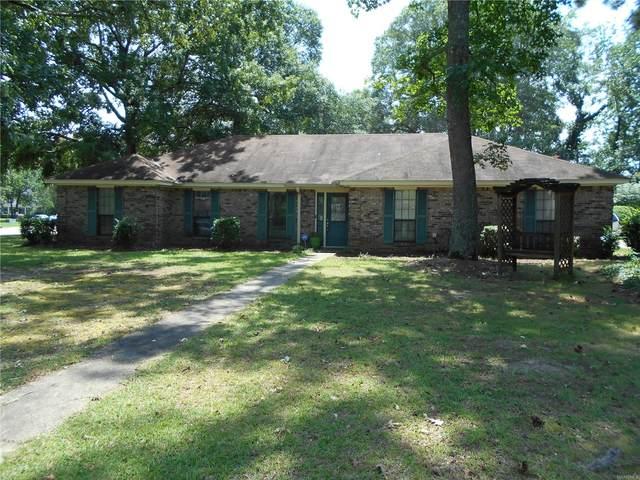 535 Seminole Drive, Montgomery, AL 36117 (MLS #478900) :: Buck Realty
