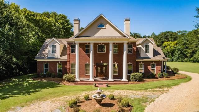 6115 Monticello Drive, Montgomery, AL 36117 (MLS #478959) :: Buck Realty