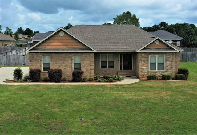95 County Road 752, Enterprise, AL 36330 (MLS #478982) :: Buck Realty