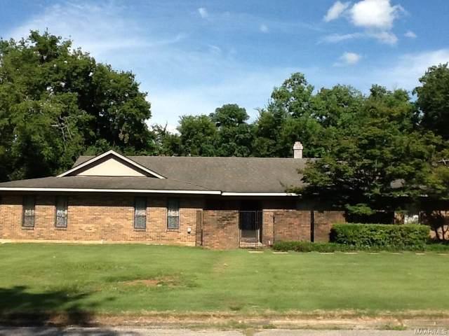 3485 Fernway Drive, Montgomery, AL 36111 (MLS #478985) :: Buck Realty
