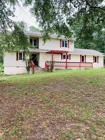 207 Christopher Drive, Enterprise, AL 36330 (MLS #479014) :: Buck Realty