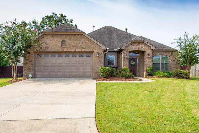 10600 Evanwood Court, Montgomery, AL 36117 (MLS #479022) :: Buck Realty