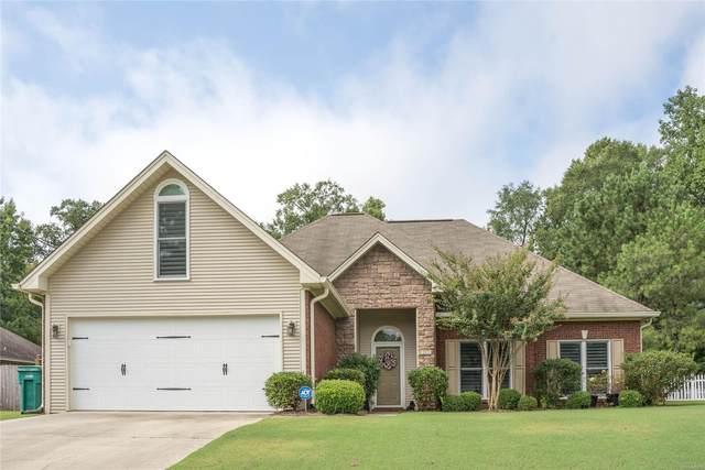 212 Homewood Drive, Millbrook, AL 36054 (MLS #479026) :: Buck Realty