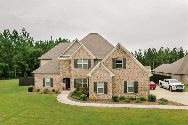999 Brookwood Drive, Wetumpka, AL 36093 (MLS #479121) :: LocAL Realty
