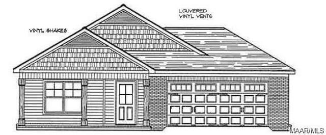130 Longleaf Lane, Enterprise, AL 36330 (MLS #479130) :: Buck Realty