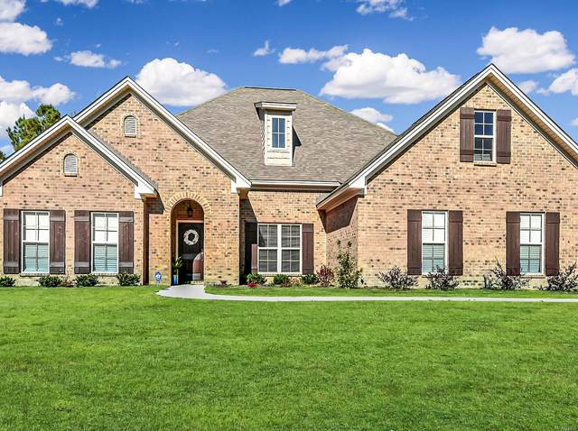 973 Brookwood Drive, Wetumpka, AL 36093 (MLS #479161) :: Buck Realty