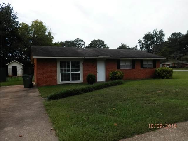 6148 Hinchcliff Road, Montgomery, AL 36117 (MLS #479183) :: Buck Realty
