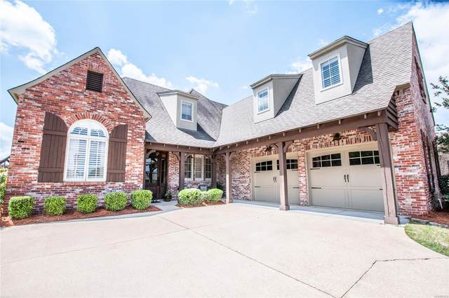 1118 Timber Gap Crossing, Montgomery, AL 36117 (MLS #479189) :: Buck Realty