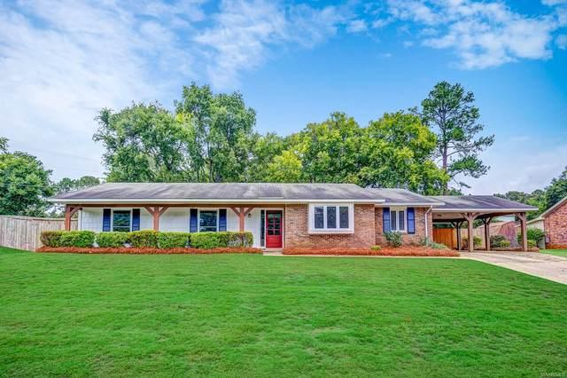 3636 Woodhill Road, Montgomery, AL 36109 (MLS #479216) :: Buck Realty