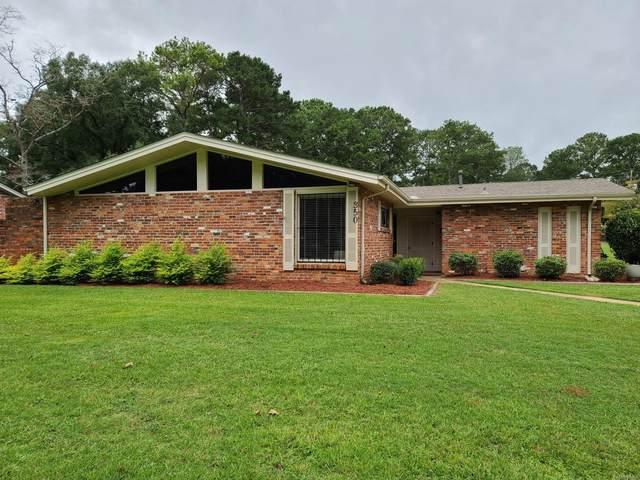 350 Bellehurst Drive, Montgomery, AL 36109 (MLS #479225) :: Buck Realty