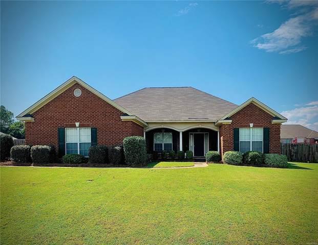 117 Sundown Drive, Deatsville, AL 36022 (MLS #479233) :: Buck Realty