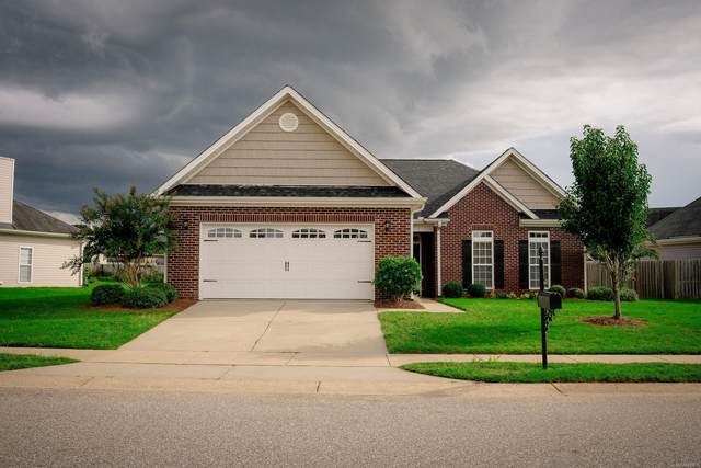 6822 Overview Lane, Montgomery, AL 36117 (MLS #479244) :: Buck Realty