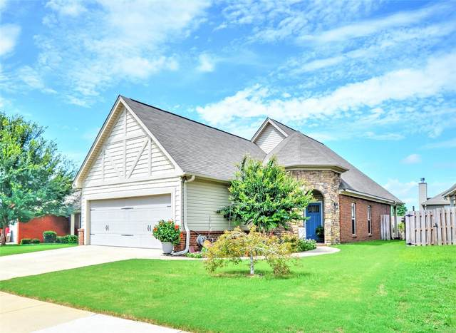 524 Park Lake Drive, Montgomery, AL 36117 (MLS #479272) :: Buck Realty