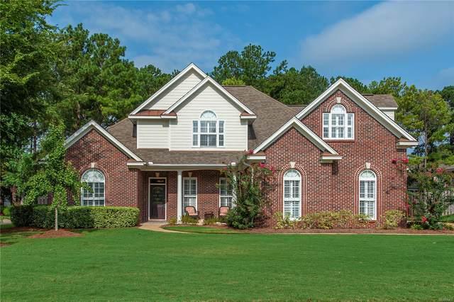 9424 Craftsman Place, Montgomery, AL 36116 (MLS #479293) :: Buck Realty