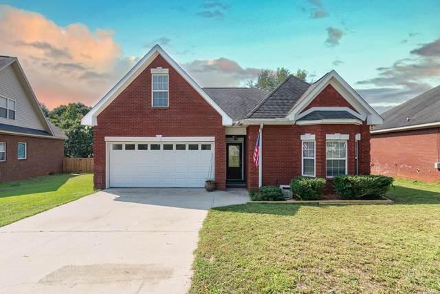 224 Windsor Garden Drive, Enterprise, AL 36330 (MLS #479325) :: Buck Realty