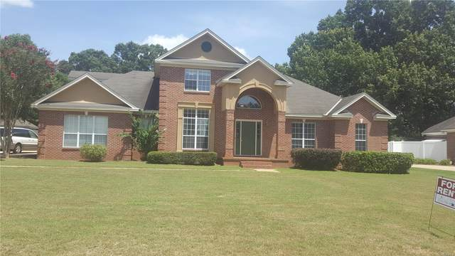 1092 Old Ware Road, Wetumpka, AL 36093 (MLS #479331) :: Buck Realty