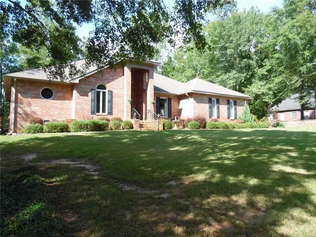 198 Woodland Heights Drive, Greenville, AL 36037 (MLS #479340) :: Buck Realty