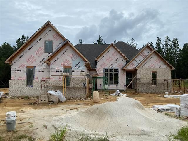 1148 Brookwood Drive, Wetumpka, AL 36093 (MLS #479360) :: Buck Realty