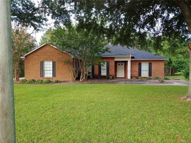1506 Bent Tree Drive, Montgomery, AL 36117 (MLS #479364) :: Buck Realty
