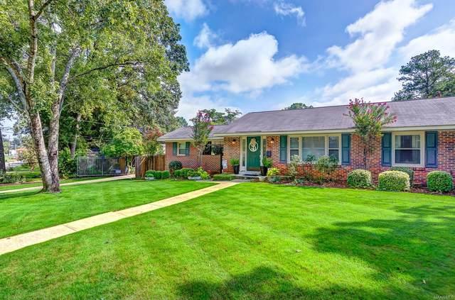 205 Bellehurst Drive, Montgomery, AL 36109 (MLS #479440) :: Buck Realty
