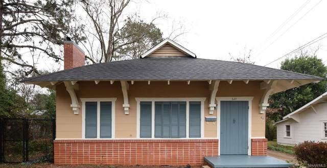 601 S Panama Street, Montgomery, AL 36107 (MLS #479448) :: Buck Realty