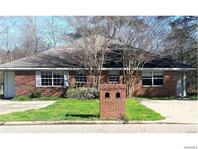2693 Whispering Pine Drive, Montgomery, AL 36116 (MLS #479528) :: Buck Realty