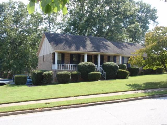 4536 Woodledge Drive, Montgomery, AL 36109 (MLS #479537) :: Buck Realty