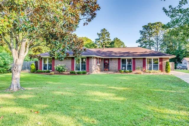 319 Hiwassee Drive, Montgomery, AL 36117 (MLS #479559) :: Buck Realty
