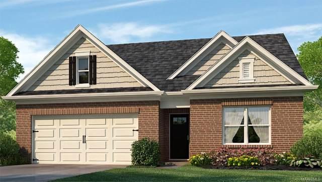 5149 Chesapeake Pass, Montgomery, AL 36116 (MLS #479561) :: LocAL Realty