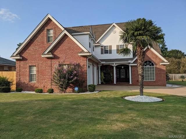 309 Poplar Street, Prattville, AL 36066 (MLS #479592) :: Buck Realty