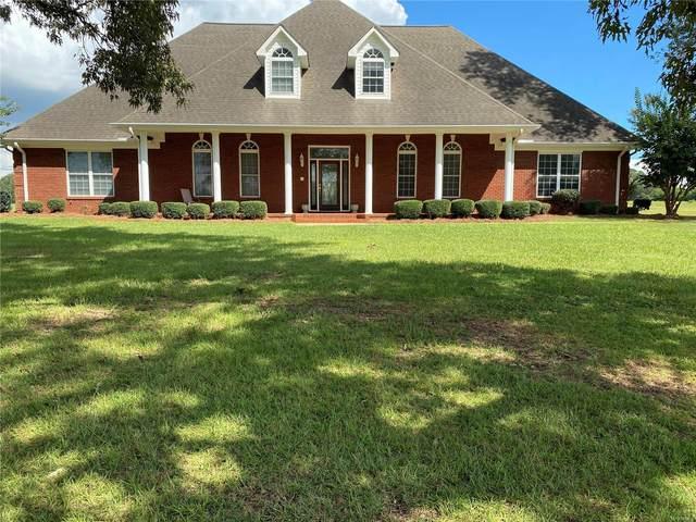 416 County Road 622, Enterprise, AL 36330 (MLS #479609) :: Buck Realty