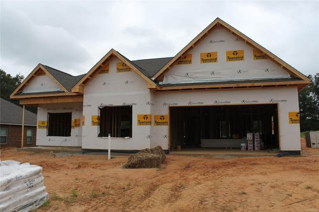 411 Thornbird Loop, Enterprise, AL 36330 (MLS #479673) :: Buck Realty