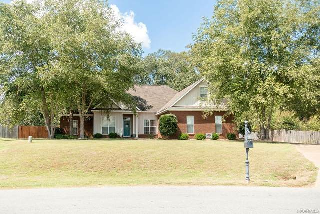 189 Sunfest Drive, Deatsville, AL 36022 (MLS #479681) :: Buck Realty