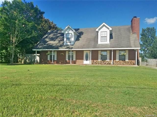 1414 Hogan Road, Deatsville, AL 36022 (MLS #479696) :: Buck Realty